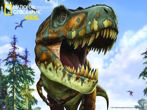 #Тираннозавр (Tyrannosaurus)