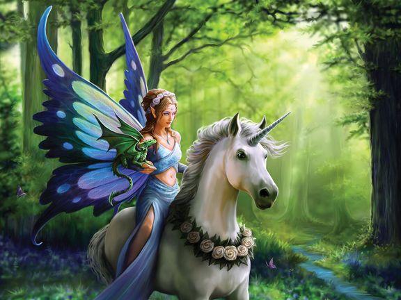 #Царство очарования (Realm of Enchantment)